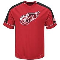 Detroit Red Wings Expansion Draft Mens T-Shirt Medium
