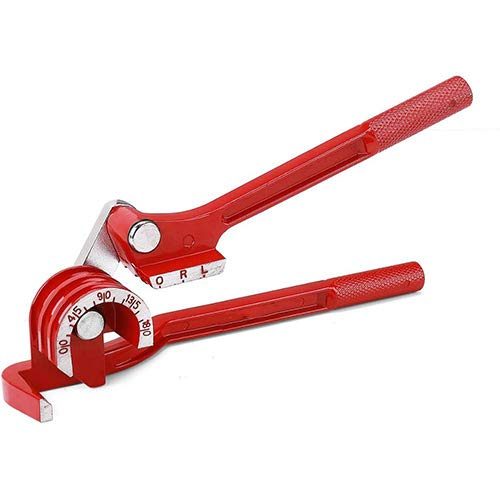Manuelle OD-Schlauch Biegung 3 Größen 180 Schwerlast Rohr Bender-Werkzeug Anwendbarer Rohrdurchmesser (Zoll): 1/4, 5/16, 3/8