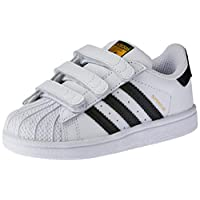 adidas Unisex Kids Superstar Cf I Fitness Shoes