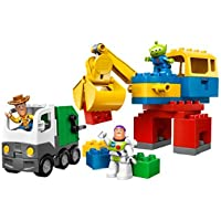 Preisvergleich für LEGO 5691 Duplo parallel import goods Toy Story Space Crane (japan import)