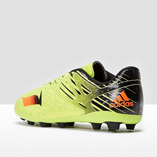 adidas Messi Multi-Surfaces, Chaussures de Football Amricain Mixte Enfant Jaune