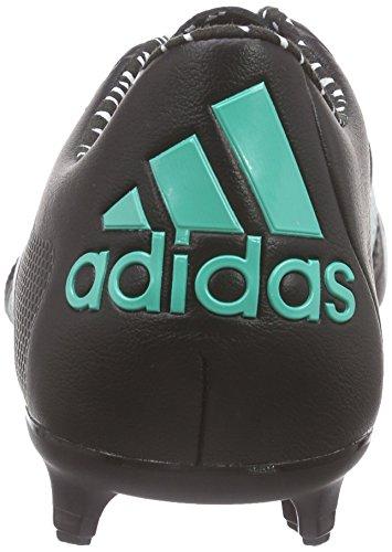competitive price 91ac6 1d10b ... Scarpe Da Calcio Adidas Uomo X 15.1 Fg   Ag In Pelle Nera (nero Core ...