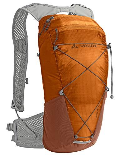 Vaude Uphill 12 LW, Rucksack für Radsport, sehr leicht, luftdurchlässiges Tragesystem Rucksäcke10-14l orange Madder one Size