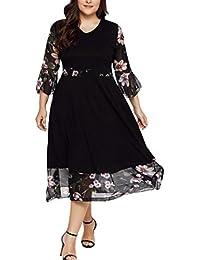 low priced 230ba 946d9 Suchergebnis auf Amazon.de für: damen übergrößen - Kleider ...