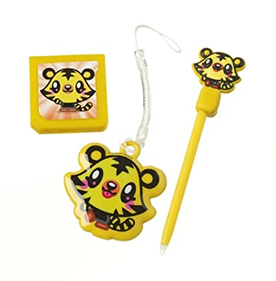 Moshi Monsters Moshlings Stylus Pack - Jeepers (Nintendo 3DS/3DS XL/Dsi/DSi XL) by Antigrav Media