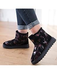 Zapatos Rojas 5 es Botas Amazon De 38 Para Agua Mujer Y40IZnwq