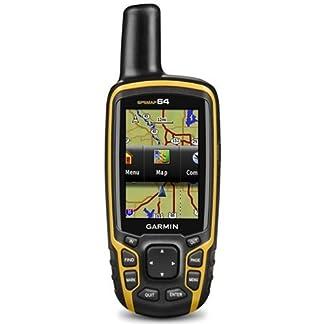 Garmin GPSMAP 64 Handheld Navigator 6