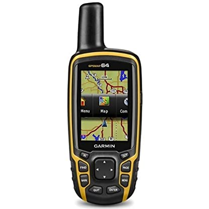 Garmin GPSMAP 64 Handheld Navigator 1