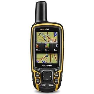 Garmin Map 64-Navigador GPS, Negro/Naranja (B00HWL9AR4) | Amazon Products