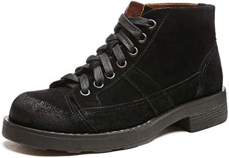 Xiang Wen_ scarpe da uomo, e gli stivali, stivali, stivali, attrezzature, le scarpe,nero B07H71J9D8 Parent   vendita di liquidazione    Servizio durevole  b8771f