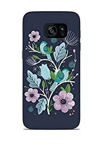 Sowing Happiness Back Cover for Samsung Galaxy S7