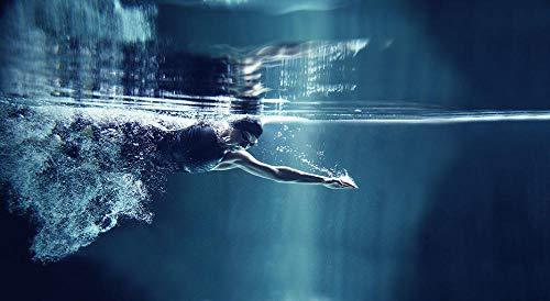 Papel de pared para fotografía de natación