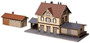 Faller - Vivienda para modelismo ferroviario H0 escala 1:87