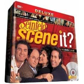 Seinfeld Scene It? DVD Game