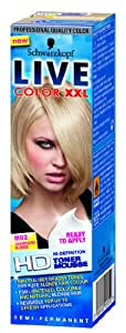 LIVE Color XXL M01 Icy Platinum HD Toner Mousse