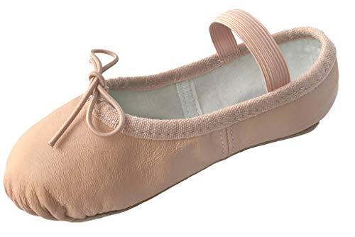Dancina Ballettschuhe aus Leder 24 Ballett-Rosa