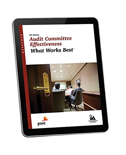 audit-committee-effectiveness-what-works-best-4th-edition-english-edition