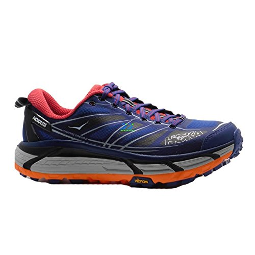 Hoka Mafate Speed 2 Blueprint/Black- Scarpa Trail Running - 41 1-3