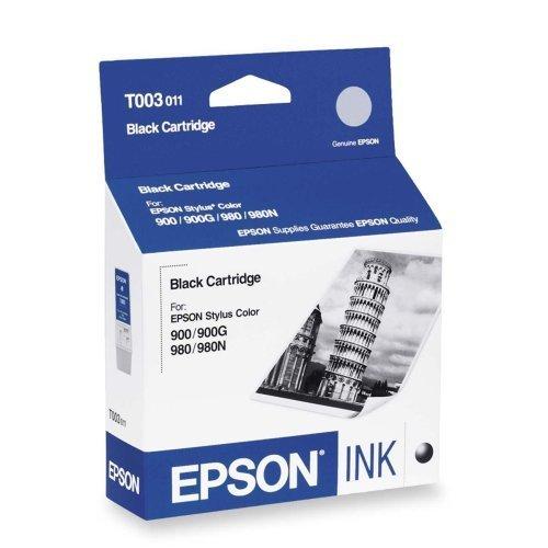 Epson T003 Tintenpatrone Radfahrer, Singlepack, schwarz