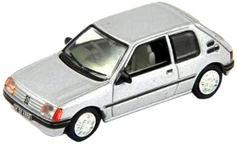 Voiture Miniature Peugeot 205 - Norev - 471710 - Radio Commande, Véhicule