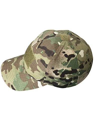 QMFIVE Outdoor Multicolor Sonnenschutz Chapeau Hut für Tactical Airsoft Paintball Aufstieg Camping (Militär-hut)
