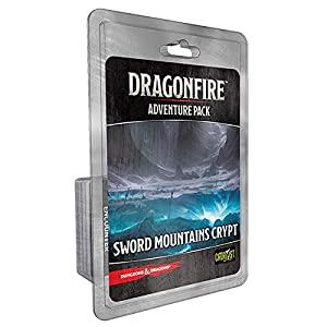 Catalyst Game Labs CAT16206 Dragonfire: Sword Mountains Crypt