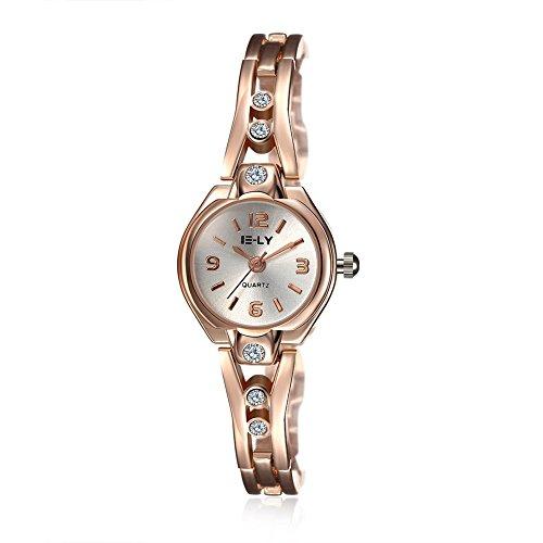 quarz-damen-armbanduhr-swarovski-kristall-edelstahl-rosegold