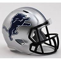 Riddell DETROIT LIONS NFL Speed POCKET PRO MICRO/POCKET-SIZE/MINI Football Helmet