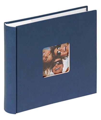 walther design ME-110-L Fun Memo-Album, blau, 200 Fotos, 10 x 15 cm
