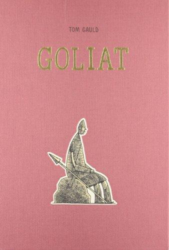 Goliat por Tom Gauld