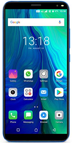 Xifo Ismart i1 Dynamite 4G Volte (Jio sim Supported) 5.99 Inch Display 4G Smartphone (2GB RAM, 16GB Storage) in Blue Colour