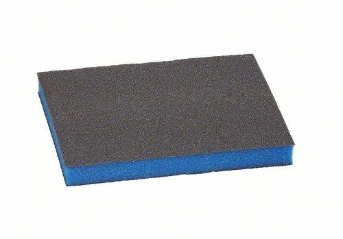 Bosch Professional Kontur Schleifpad (2 Stück, 68 x 120 x 13 mm, mittel)