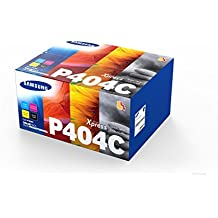 Samsung CLT-P404C/ELS Multipack (schwarz, Cyan, Magenta, Gelb) Original Toner