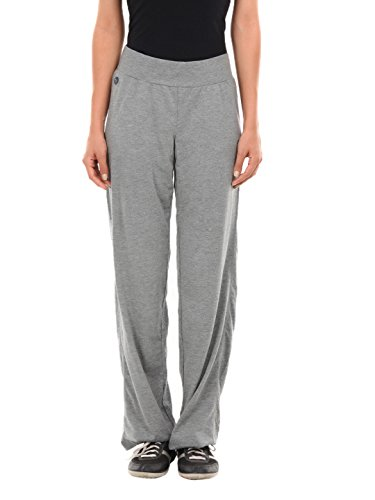 Puma Womens Grey Solid Track pant  available at amazon for Rs.979
