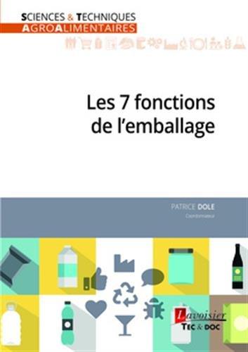 Les 7 fonctions de l'emballage par Collectif