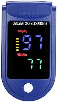 Entweg Ossimetro Display OLED Custodia per Cordino in Silicone Mini polpastrello Pulse Rate Monitoraggio della