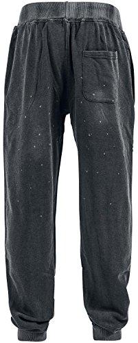 Black Premium by EMP Broken Viking Sweatpants Pantaloni jogging nero Nero