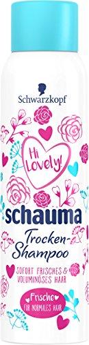 Schwarzkopf Schauma Trocken-Shampoo Hi Lovely!, 2er Pack (2 x 150 ml)