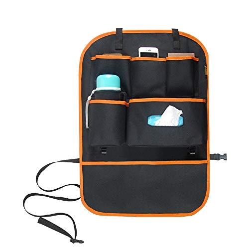 Car Chair Back Storage Bag Multi...