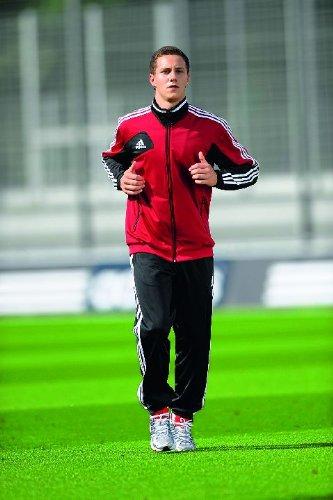 adidas Kinder Anzug Condivo 12 PES, university red/black, 164, X16872 Condivo 12 Training