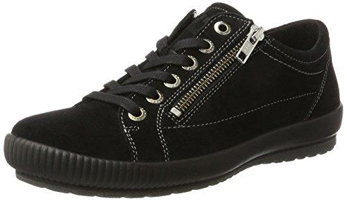 Legero Damen Tanaro Sneaker, Schwarz (Schwarz 02 02), 38.5 EU  (5.5 UK)