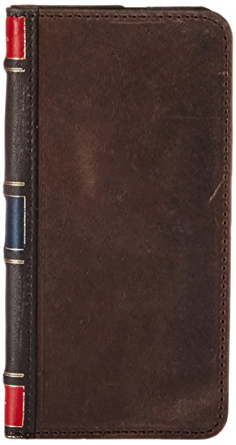 twelve-south-12-1432-b-libro-funda-para-iphone-6-6s-vintage-marron