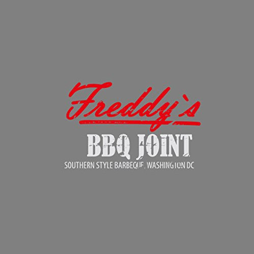 HoC: Freddy's BBQ Joint - Herren T-Shirt Orange