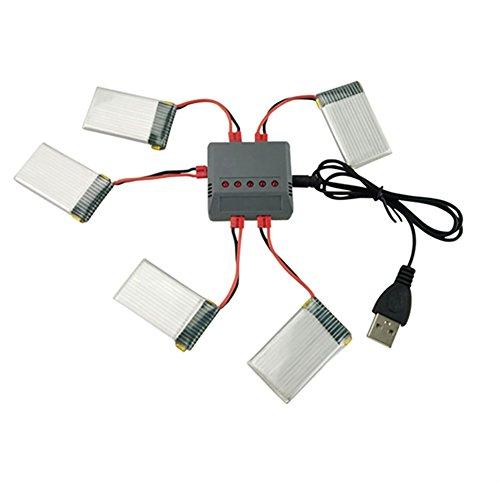creationr-syma-x5hc-x5hw-rc-qu-syma-x5hc-x5hw-rc-quadcopter-pieces-5pcs-37v-500mah-lipo-batterie-ave