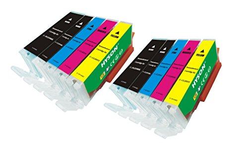 pack-of-10-2-sets-hyson-remanufactured-canon-ink-cartridge-pgi-550bk-cli-551bk-cli-551c-cli-551m-cli