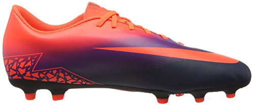 Nike 844429-845, Scarpe da Calcio Uomo Multicolore (Total Crimson/obsidian-vivid Purple)