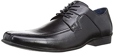 Hush Puppies Moderna, Men's Oxford Shoes, Black, 15 UK