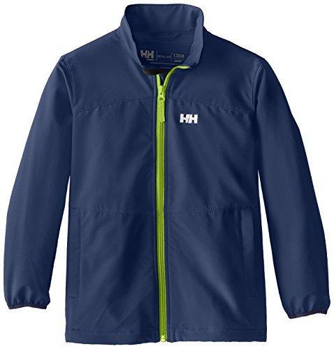 Helly Hansen Jr Paramount softjacket–Jacke für Kinder, JR Paramount Softjacket, grau, 164/14