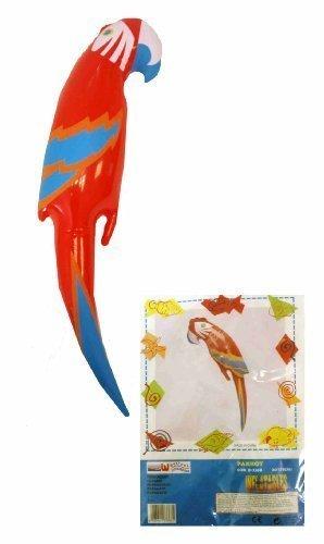 Aufblasbarer Papagei 48cm