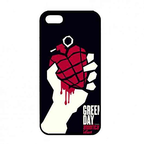 Green Day Punk Rock Band Ted Heart Grenade hülle für Apple iPhone 5(S)/iPhone SE,Green Day Handyhüllen